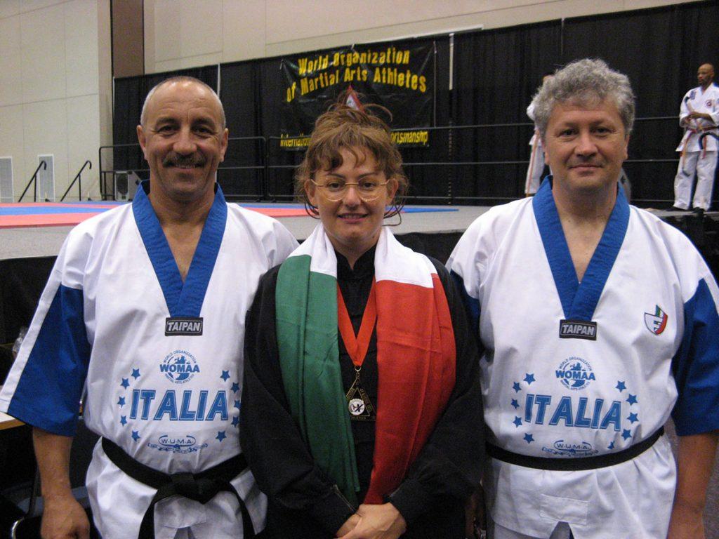 Maestra Tassi Alessandra campionessa mondiale 2009